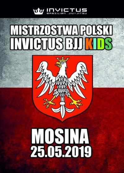 Mistrzostwa Polski INVICTUS BJJ KIDS 25.05