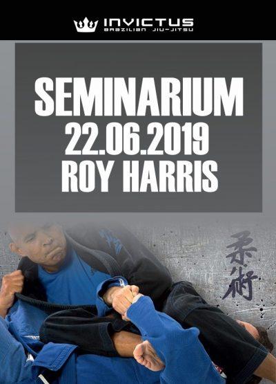 Seminarium z Royem Harrisem 22.06.2019